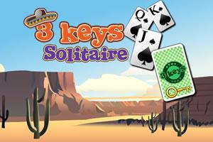 3-keys-solitaire